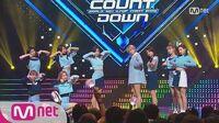 TWICE - TT KPOP TV Show M COUNTDOWN 161110 EP