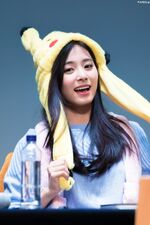 Yes Or Yes Sangnam Fansign Tzuyu
