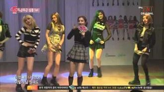 151211 TWICE(트와이스) - I think I'm crazy(미쳤나봐) @1st Mini Fanmeeting