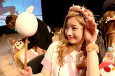 170607 Naver Starcast Dahyun Signal fansign 4