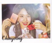 Yes Or Yes Ver A Scan Chaeyoung 2