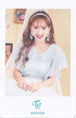 Candy Pop Showcase Photocard Nayeon