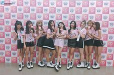 TWICE backstage at Japan concert 2