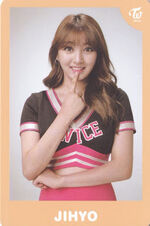 TWICEland Encore Concert Photocard Jihyo 2