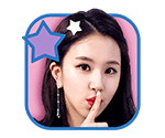 Twicetagram VLive Sticker Chaeyoung