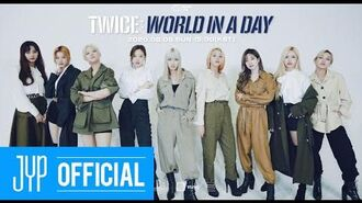 Beyond LIVE - TWICE World in A Day Moving Poster Full Ver.