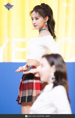MCOUNTDOWN 181108 (Yes Or Yes) Tzuyu