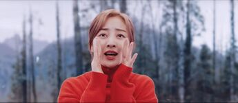 What Is Love Jihyo MV Screenshot 9