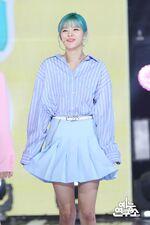 Music Core 180428 Jeongyeon