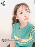 Birthday Nayeon 2016