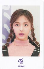 One More Time Photocard Tzuyu 2