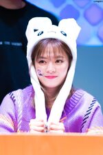 Yes Or Yes Sangnam Fansign Jeongyeon 6