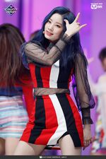 Dahyun Fancy MCountdown 3