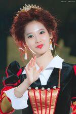 ONCE Halloween Fanmeeting Sana 13