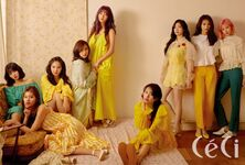 Céci May 2018 Twice