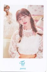 Candy Pop Showcase Photocard Jihyo