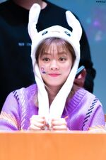 Yes Or Yes Sangnam Fansign Jeongyeon 8