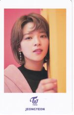 One More Time Photocard Jeongyeon 2