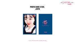 Photocard-A-Jihyo