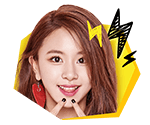 TWICEcoaster Lane 2 VLive Sticker Chaeyoung