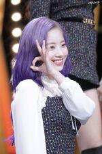 2018 Blue Dragon Film Awards Dahyun 2