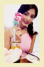 Twicetagram Tzuyu Photocard (Pre-Order)