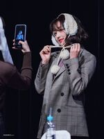 Yes Or Yes Sinchon Fansign NaHyo