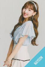 Candy Pop Photocard Nayeon