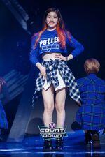 M COUNTDOWN 161105 Dahyun