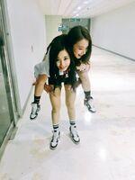 ChaeTzu piggybank ride