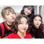 Jeongyeon, Jihyo, Momo, & Sana IG Update 181109