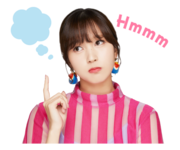 Twice Line Stickers Mina 2