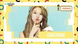 Music Bank 180427 Chaeyoung