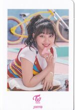 TT Japan Photocard Jihyo