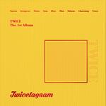 TWICE twicetagream B ver cover