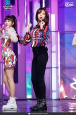 Jeongyeon Fancy MCountdown 2