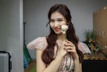 2018 MGA Genie Music Awards Scene Making Sana