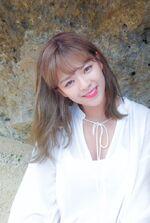 Dance The Night Away Starcast Jeongyeon