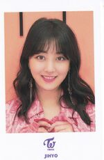 One More Time Photocard Jihyo 2