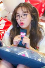 What Is Love BTS Nayeon