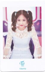 Candy Pop Showcase Photocard Tzuyu