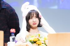 Yes Or Yes Sangnam Fansign Jihyo 8