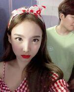 Nayeon IG Update 180804 6
