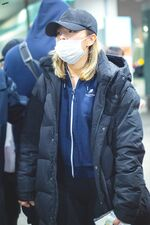 Incheon International Airport Arrival 181103 Jeongyeon