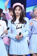 Music Core 180428 Tzuyu 5