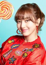 Candy Pop Jihyo Teaser