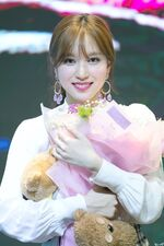 Yes Or Yes Yeouido Fansign Mina 20