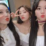 Nayeon, Jihyo, & Chaeyoung IG Update 181108