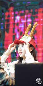 Yes Or Yes Yeouido Fansign Nayeon 9