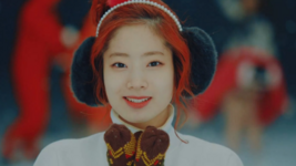 Dahyun Knock Knock MV 3